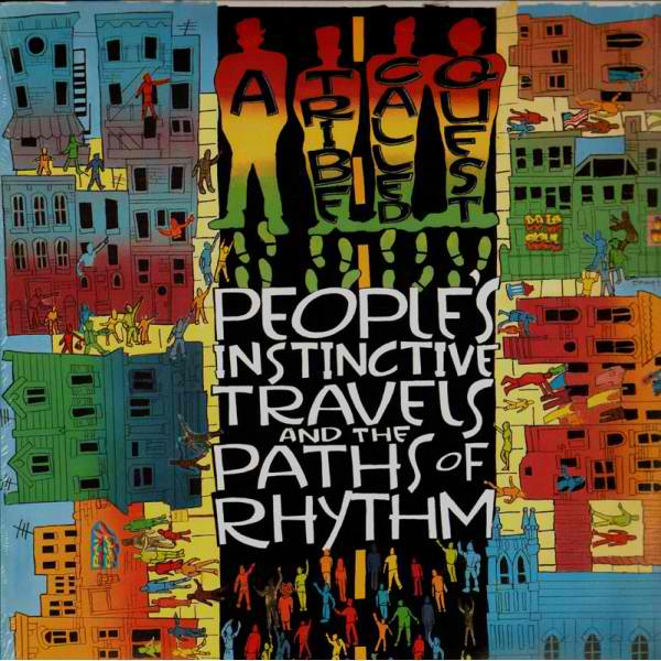 a-tribe-called-quest-peoples-instinctive-travels-and-the-paths-of-rhythm-2lp