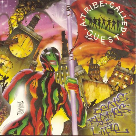 A Tribe Called Quest - Beats Rhymes and Life iTunes cover 600x598